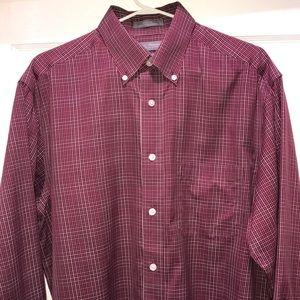 Daniel CREMIEUX Long Sleeve Shirt size M